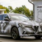 Alfa Romeo Stelvio Quadrifoglio bije rekord okrążenia na torze Nurburgring