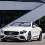 Mercedes-AMG S 63 4MATIC+ Cabriolet FL (2017)