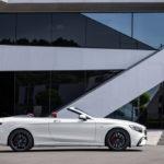 Mercedes-AMG S 63 4MATIC+ Cabriolet FL (2017)
