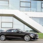Mercedes Klasy S Cabriolet FL (2017)