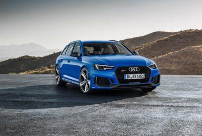 Nowe Audi RS 4 Avant (2017)
