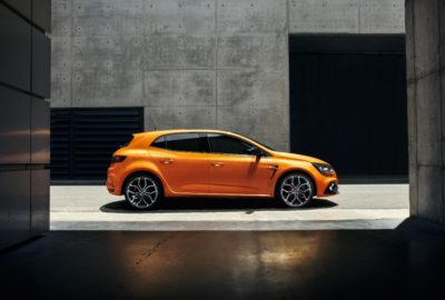 Nowe Renault Megane R.S. (2017)