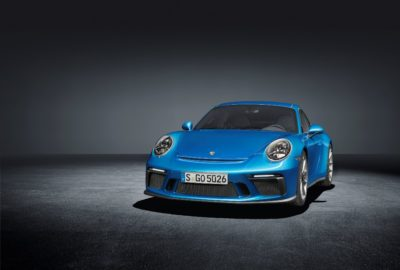 Porsche 911 GT3 z pakietem Touring (2017)