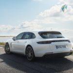 Porsche Panamera Sport Turismo Turbo S E-Hybrid (2017)