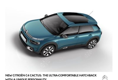 Citroen C4 Cactus FL (2017)