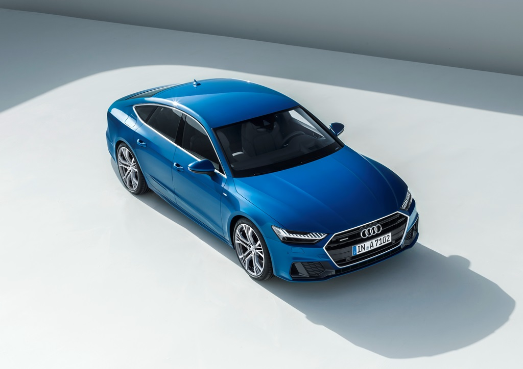 Nowe Audi A7 Sportback (2018)