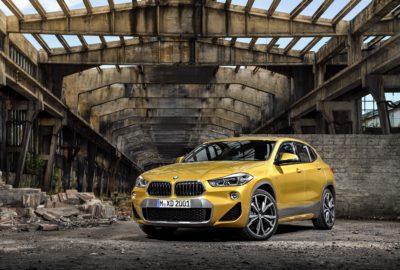Nowe BMW X2 (2018)