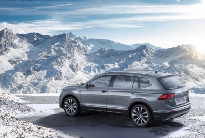 Volkswagen Tiguan Allspace debiutuje w Polsce