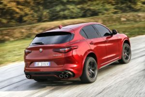 Alfa Romeo Stelvio Quadrifoglio (2018)