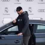 Audi przekazało nowe samochody graczom Realu Madryt