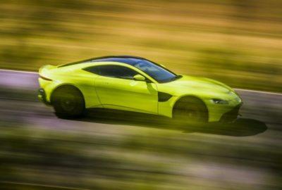 Nowy Aston Martin Vantage (2018)