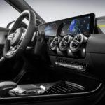 Wnętrze nowego Mercedesa Klasy A