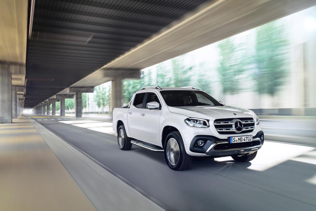 Recenzja telewizyjnej reklamy Mercedesa Klasy X