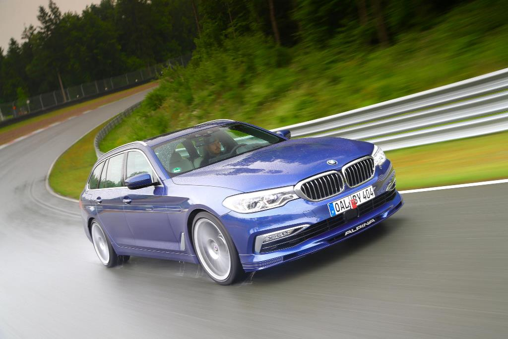 Alpina B5 Bi-Turbo Touring (2018)