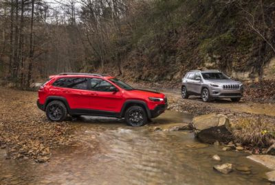 Nowy Jeep Cherokee (2019)