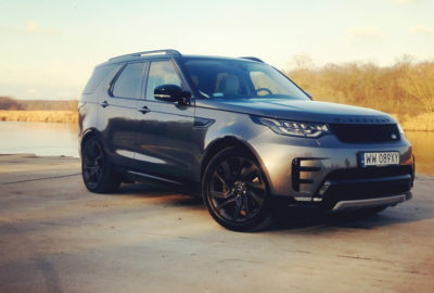 Recenzja - Land Rover Discovery HSE Luxury Si6 (2018)