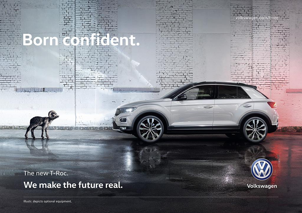 Volkswagen T-Roc vs Hyundai Kona - reklamy telewizyjne