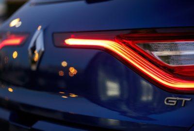 Próba brzmienia Renault Megane GT