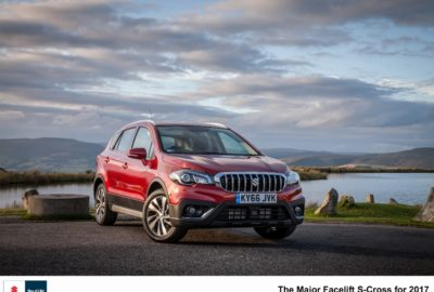 Test wideo - Suzuki SX4 S-CROSS Elegance 1.4 BOOSTERJET 140 KM