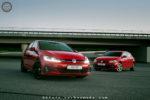 Sesja Golfa i Polo GTI