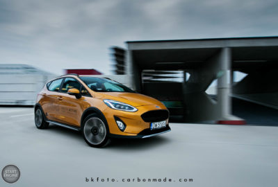 Ford Fiesta Active 1.0 EcoBoost 100 KM MT