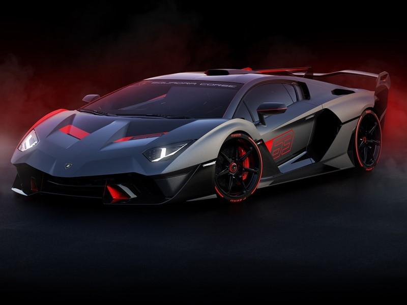 Lamborghini SC18 Alston (2018)