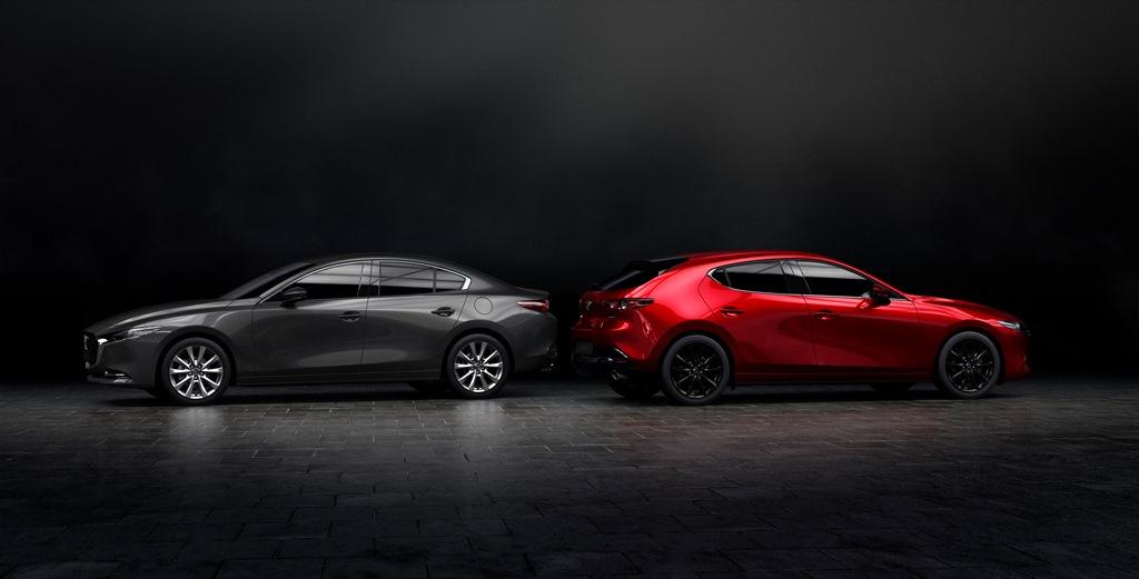 Nowa Mazda 3 i Mazda 3 Sedan (2019)