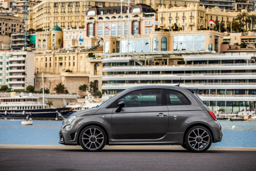 Abarth 595 Turismo 70th Anniversary