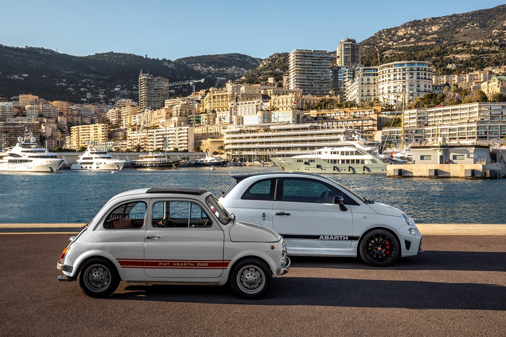 Abarth 70th Anniversary