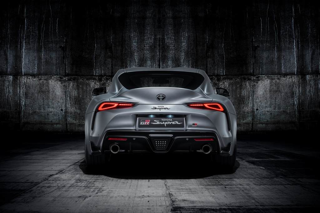 Nowa Toyota GR Supra (2020)