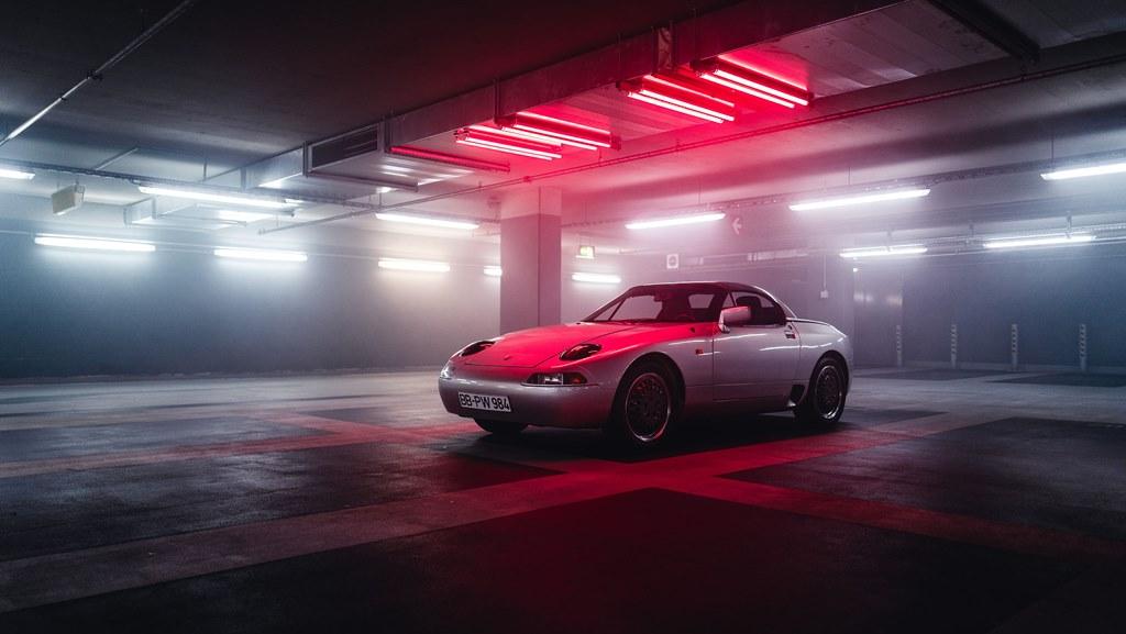 Prototypy od Porsche