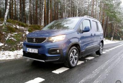 Peugeot Rifter Allure 1.5 BlueHDi 130 KM (2018)