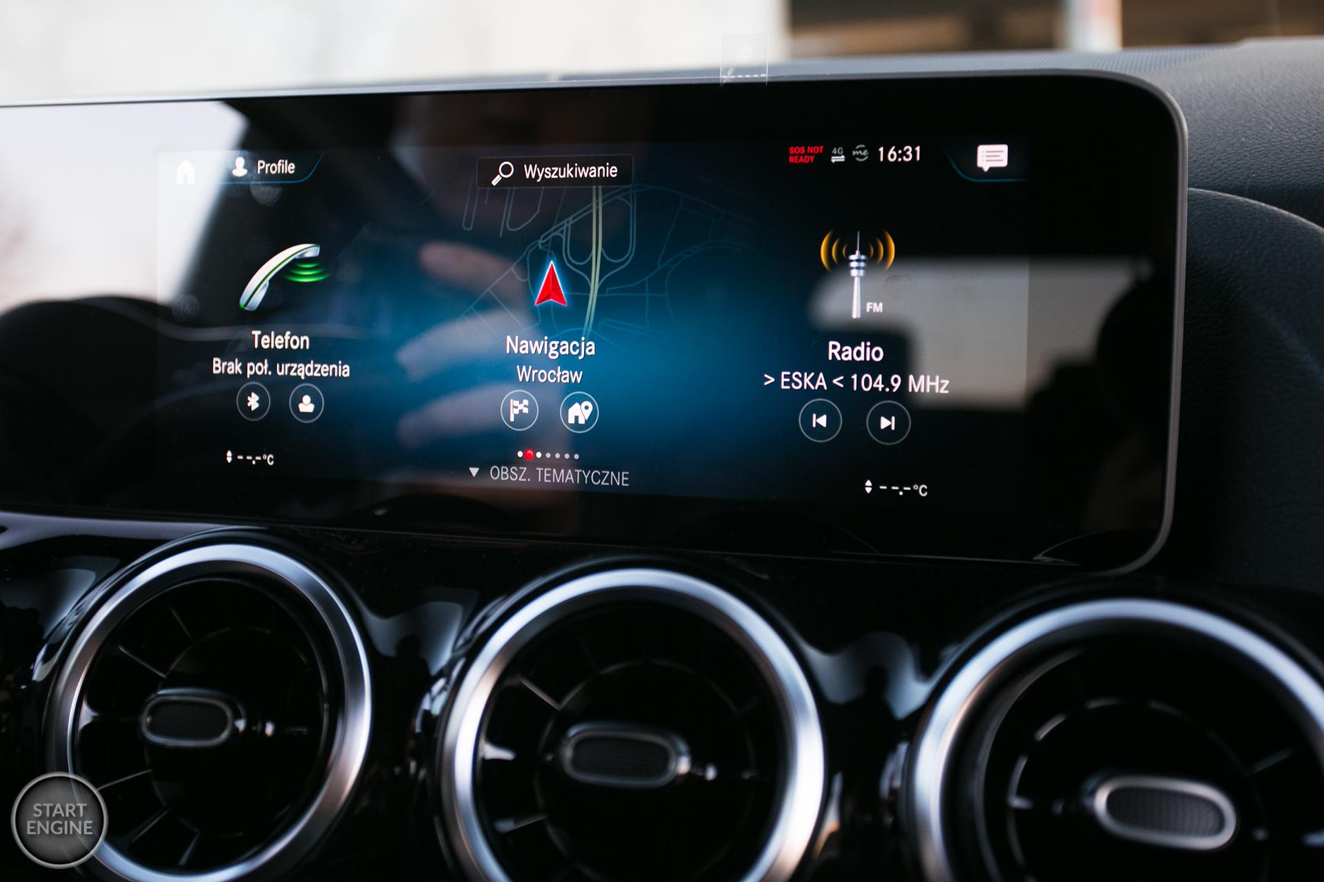 Nowy Mercedes-Benz B 180 (2019)