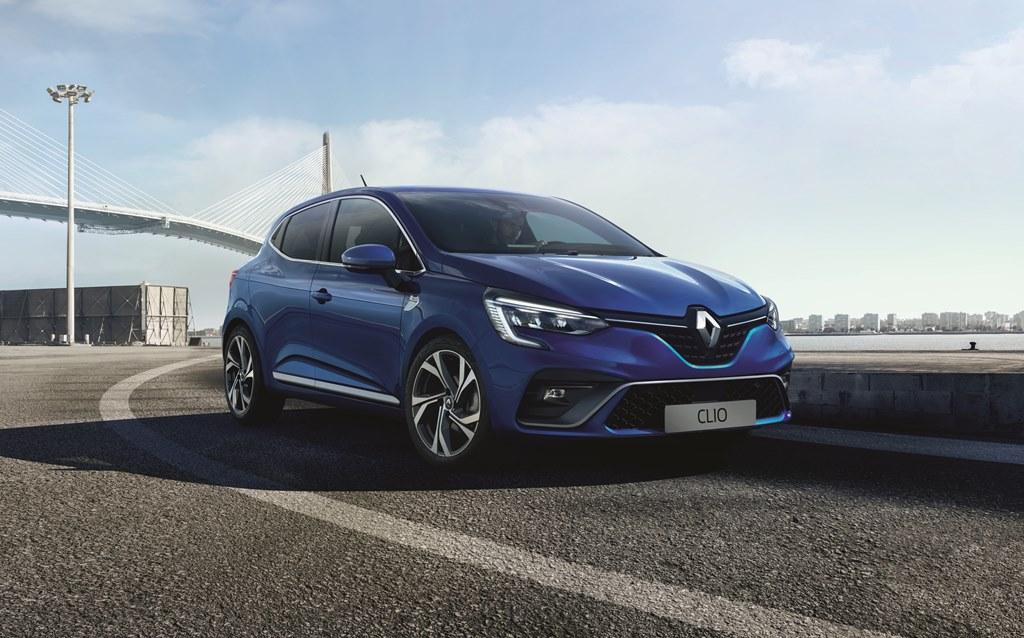 Nowe Renault Clio (2019)