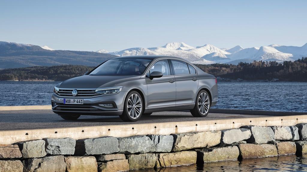 Volkswagen Passat FL (2019)
