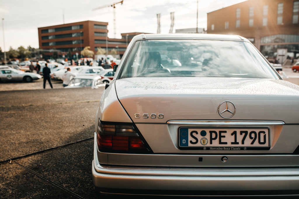 Mercedes-Benz E 500 Limited (W124)