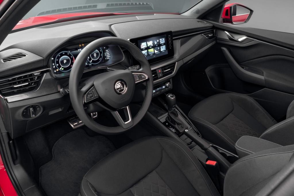 Nowa Škoda Kamiq (2019)