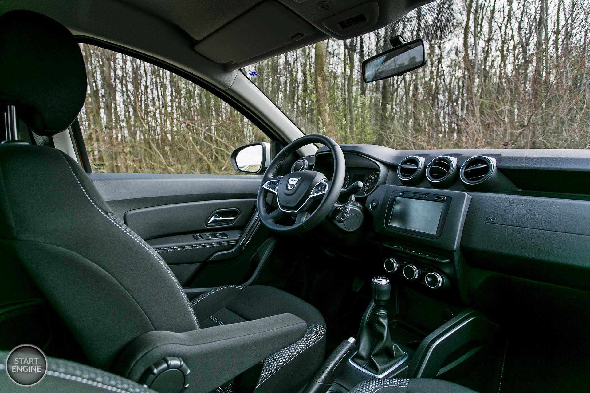 Dacia Duster Prestige 1.3 TCe 150 KM 4x2