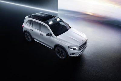 Mercedes-Benz GLB Concept (2019)