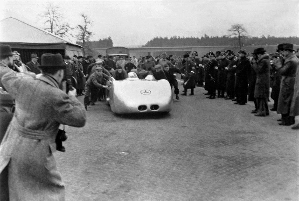125 lat Mercedesa w sportach motorowych