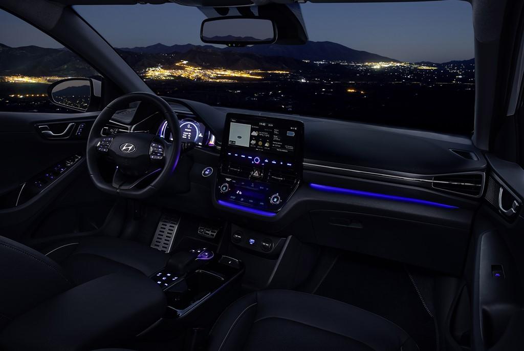 Hyundai IONIQ Electric FL (2019)