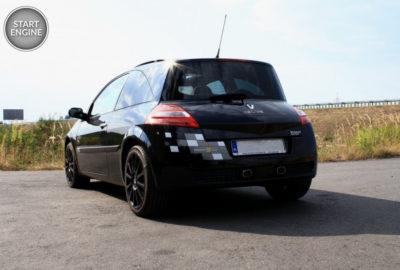 Renault Megane II Phase II R.S. 2.0 dCi 175 KM FAP (rok produkcji 2007)