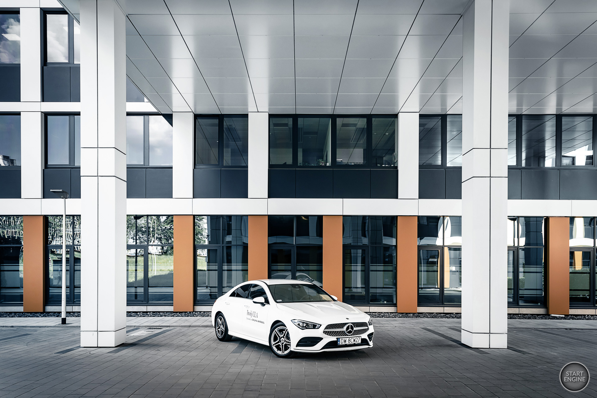 Nowy Mercedes-Benz CLA 220 4MATIC