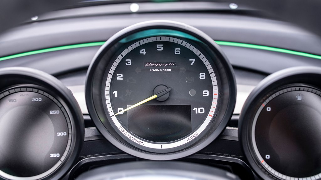 Porsche Boxster Bergspyder Concept