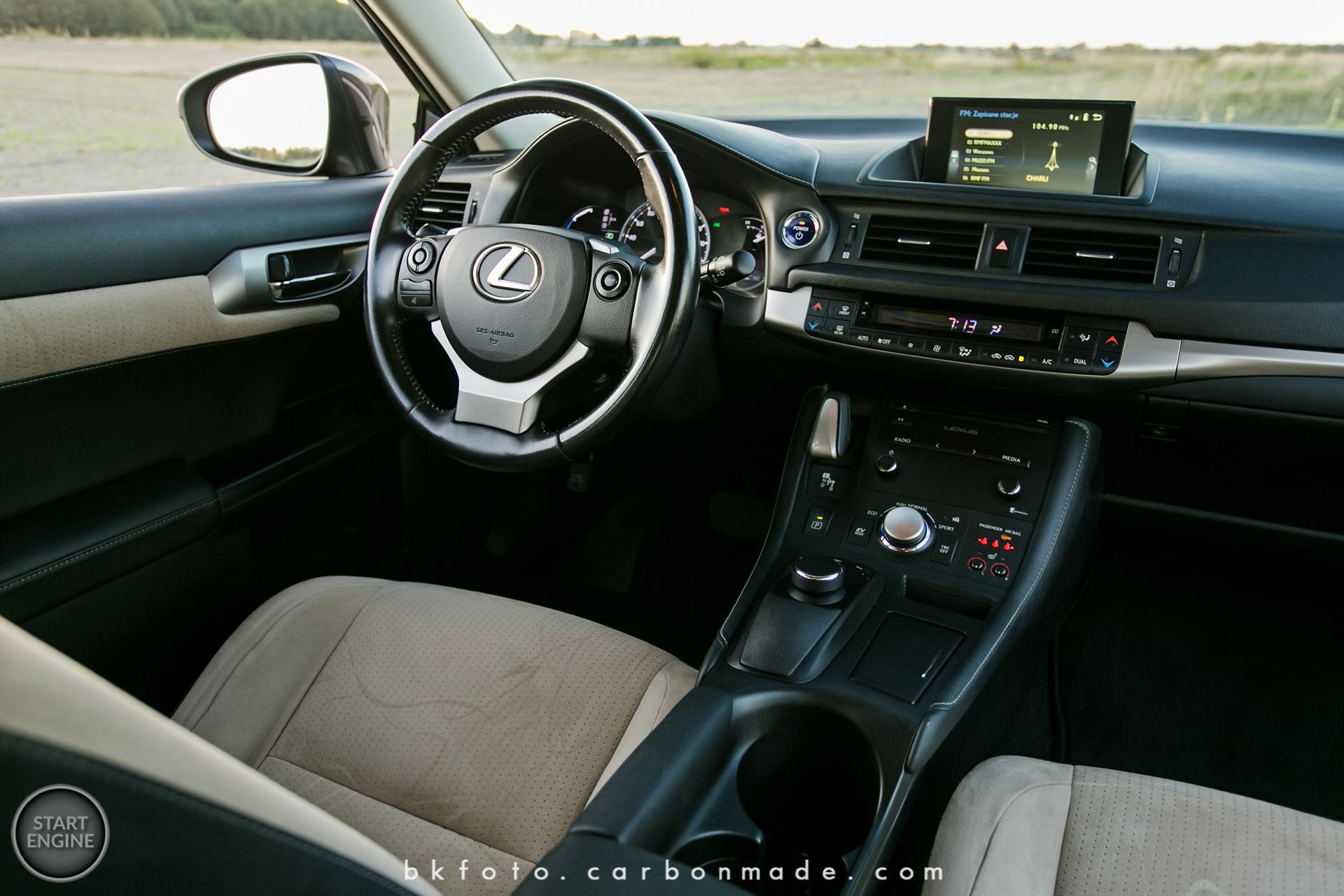 Lexus CT 200h (2015)