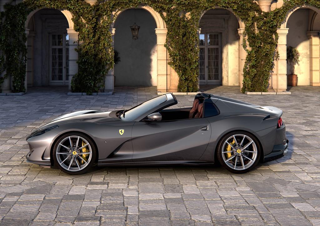 Ferrari 812 GTS (2019)