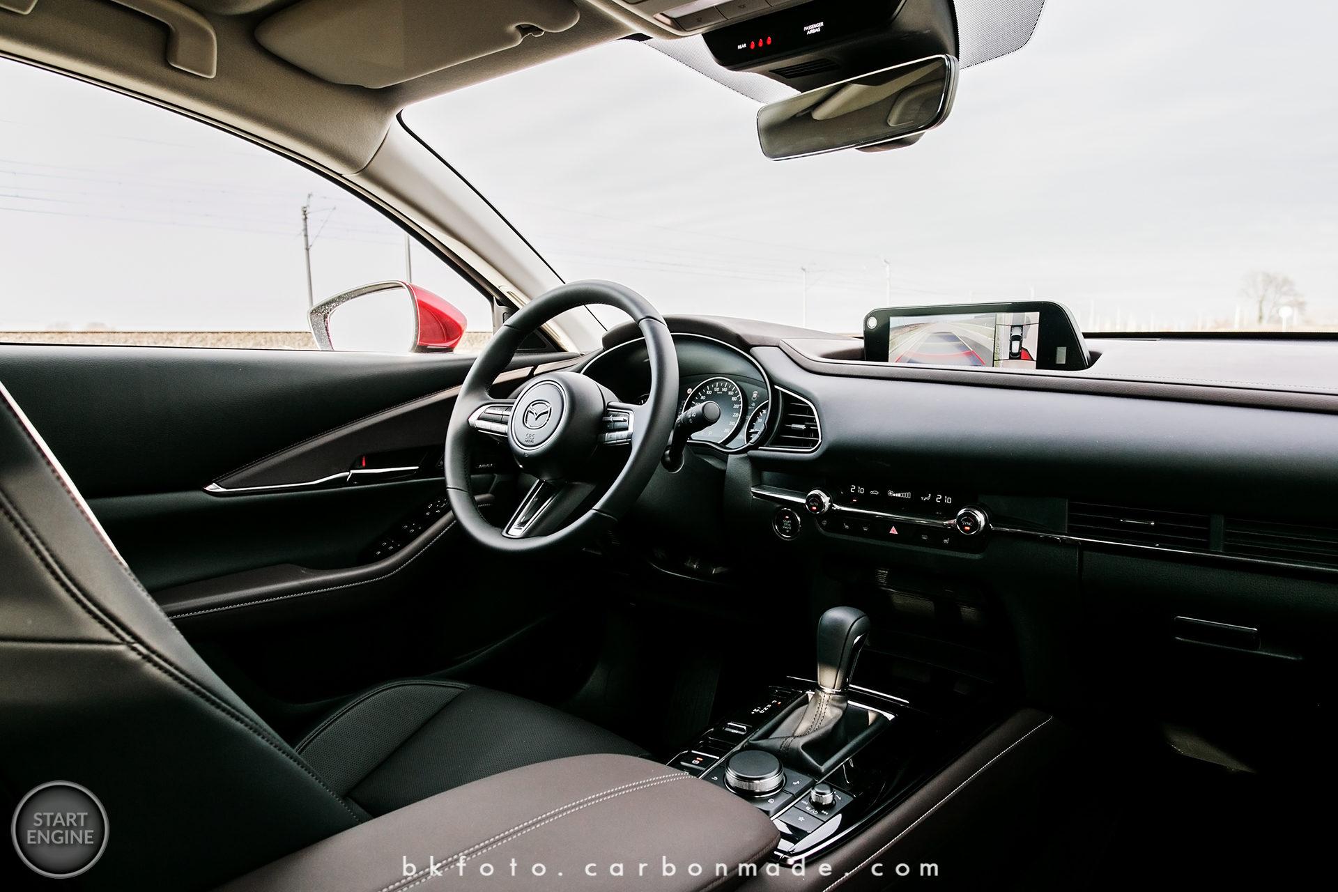 Mazda CX-30 HIKARI 2.0 SKYACTIV-X 180 KM 6AT