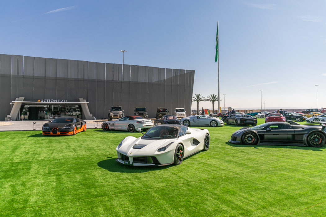Riyadh Season Car Show 2019