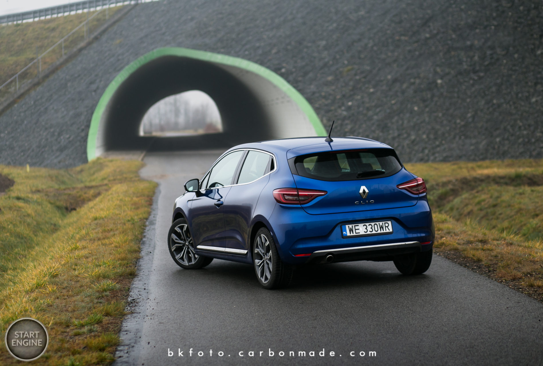 Renault Clio Intens 1.0 TCe 100 KM 5MT