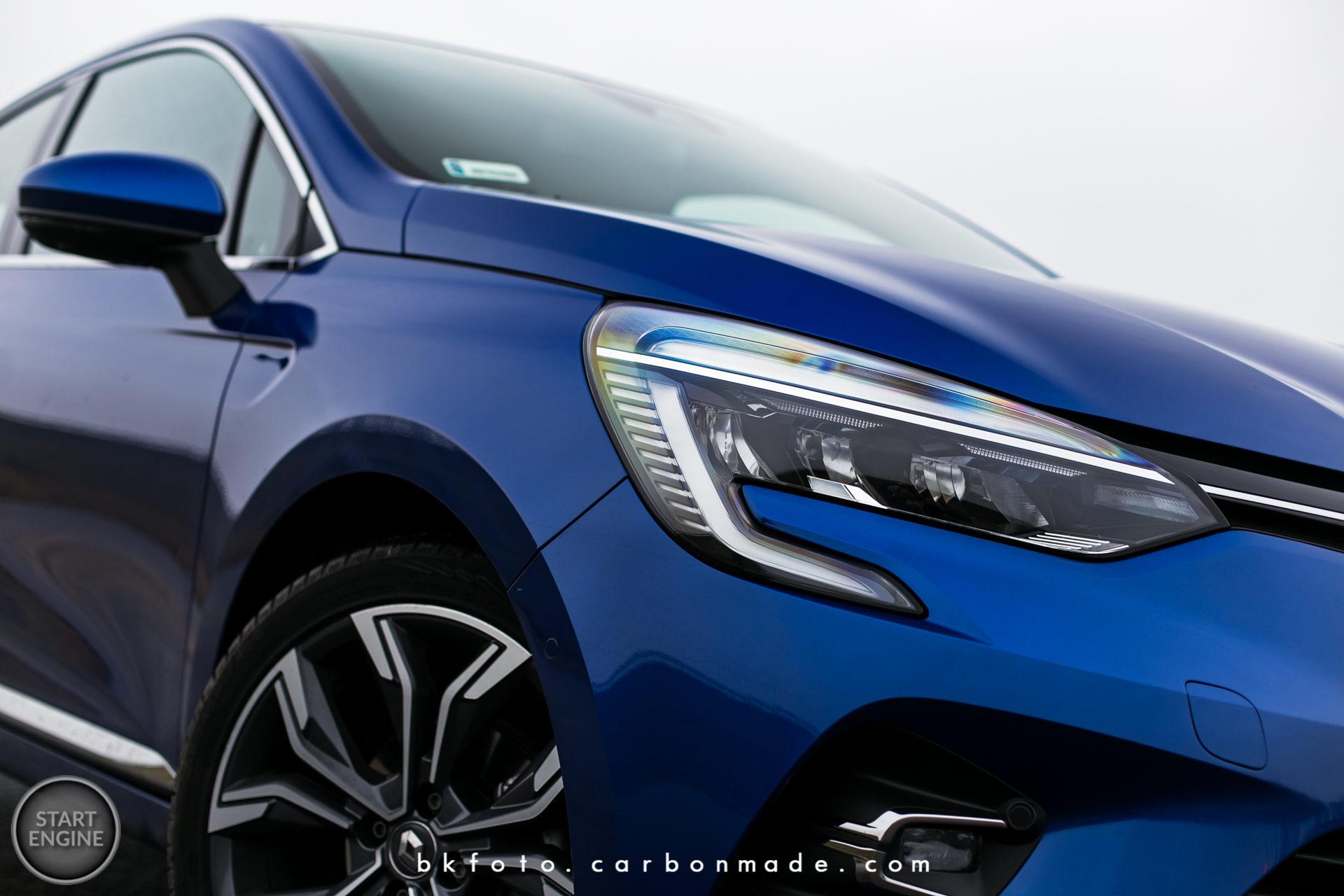 Renault Clio Intens 1.0 TCe 100 KM 5MT